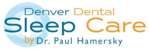 denver dental sleep care logo