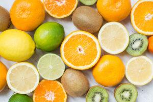 Vitamin C dense foods